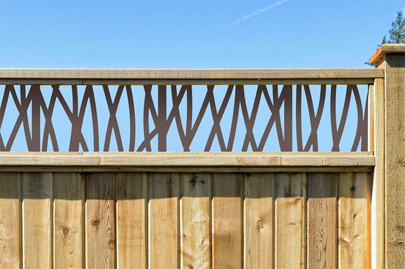 decorative lattice designer panels